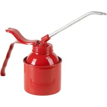 Oljnica standardna 250ml jekena rdeča, EWKP-izliv-135mm [05 113]