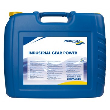 NSL INDUSTRIAL GEAR POWER 680, 20L - Olje za gonila