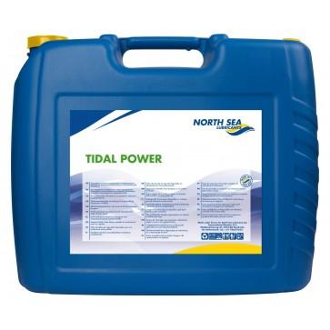 NSL TIDAL POWER HDX 15W-40, 20L - Motorno olje za tovorna vozila