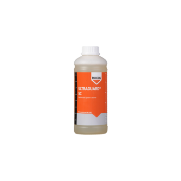 ROCOL ULTRAGUARD®  SC - MACHINE TOOL SYSTEM CLEANER, 1L - Dodatek za emulzije, čistilo za sisteme