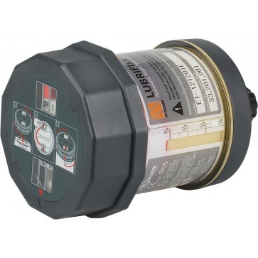 Mazalka, avtomatska LUBRIFIxx EVO 120, PL5 High Temperature Grease [33 201 005] - Polnilo 120ml - mast PL4 (sintetična visoko temperaturna mast NLGI 2)