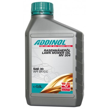 ADDINOL RASENMÄHERÖL MV 304, 600ml - 4T olje za kosilnice