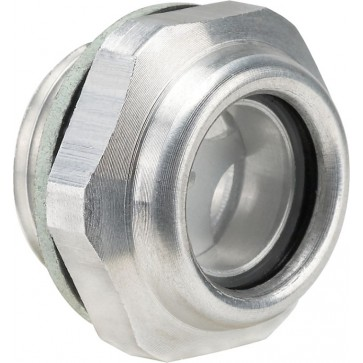 Oljekaz Alu-250°C-10 bar, G 3/8 '' - SK 22 mm - steklo [75 039 500]