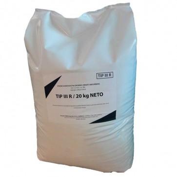 Absorber BUUMSORB (grob - 0,5mm-4,0mm), 20kg - STANDARD GROB - TYP III R 0,5-4,0 mm