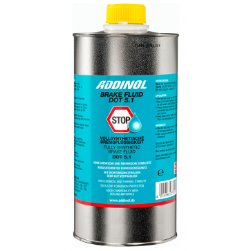 ADDINOL BRAKE FLUID DOT 4, 0,5L - Zavorna tekočina