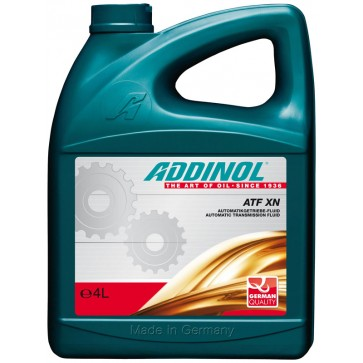 ADDINOL ATF XN, 4L - Olje za avtomatske menjalnike