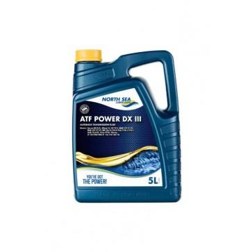 NSL ATF POWER DX III, 5L - Olje za avtomatske menjalnike