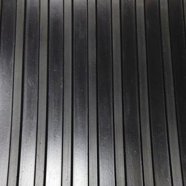 GT avtotekač široka rebra 3mm x 1500mm, črna - Avtotekač