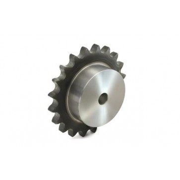 Verižnik 08B-1 Z=14 SP D=20mm HT - Obdelan verižnik s pestom in kaljenimi zobmi