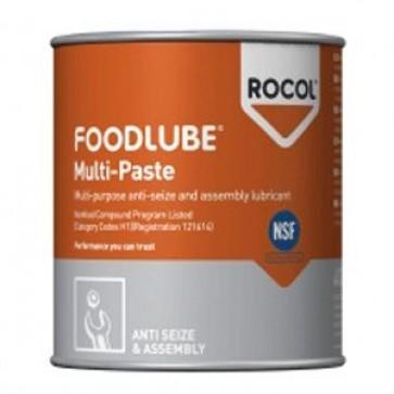 ROCOL FOODLUBE MULTI-PASTE, 500g - Anti-seize pasta za prehrambeno industijo