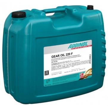 ADDINOL GEAR OIL 220 F, 20L - Olje za gonila