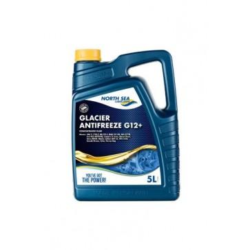 NSL GLACIER ANTIFREEZE G12+, 5L - Hladilna tekočina, koncentrat (oranžno-rdeč)