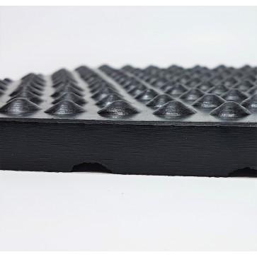 GT hlevska Groove 1220mm x 1830mm x 17mm (2,23 m2) - Hlevska guma, plošča