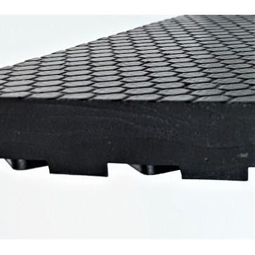 GT hlevska heksagonalni profil 1220mm x 1830mm x 18mm (2,23 m2) - Tehnična guma, plošča