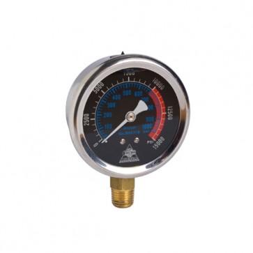 Manometer M0031B (glicerinski) [7299220]