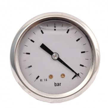 "Manometer 100, 0-60 bar, glicerin, AP, G1/2"", kalibriran [01.04.3 B]"