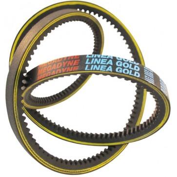 BX 52; 17 X 1400 LA LINEA GOLD - Klinasti jermen, rezani