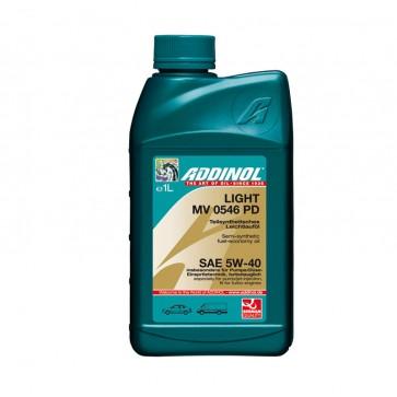 ADDINOL LIGHT MV 0546 PD, 1L - Motorno olje za osebna vozila