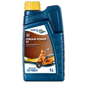 NSL STREAM POWER 2-T, 1L - Motorno olje 2T