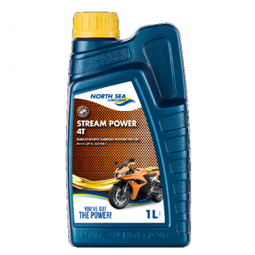 NSL STREAM POWER 4-T, 1L - Motorno olje 4T