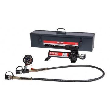 Ročna črpalka - garnitura PB 350 vključno z jeklenim kovčkom za shranjevanje [7262351]
