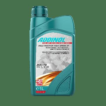 ADDINOL POLE POSITION HIGH SPEED 2T, 1L - Dirkalno 2T motorno olje