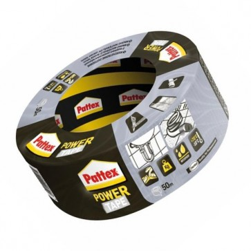 HENKEL PATTEX Power tape, srebrno siv, 50m - 1677469 - Lepilni trak