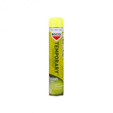 ROCOL TEMPORARY™ fusion Yellow, 750ml - Začasna rumena barva