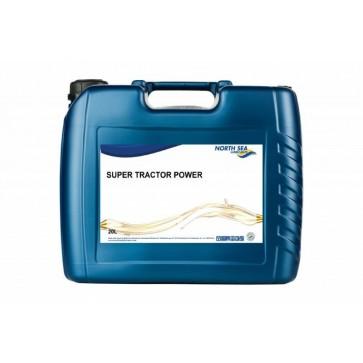 NSL SUPER TRACTOR POWER 10W-30, 20L - Univerzalno traktorsko olje