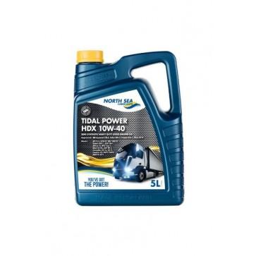 NSL TIDAL POWER HDX 10W-40, 5L - Motorno olje za tovorna vozila