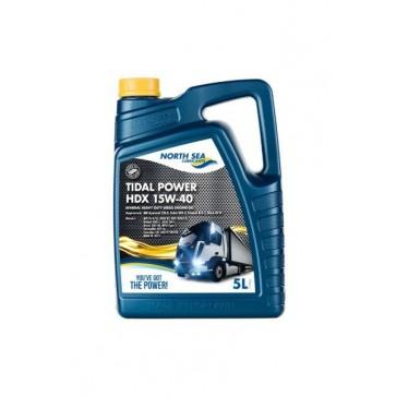 NSL TIDAL POWER HDX 15W-40, 5L - Motorno olje za tovorna vozila