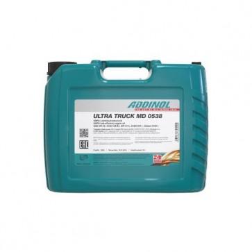 ADDINOL ULTRA TRUCK MD 0538, 20L - Motorno olje za tovorna vozila