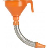 Lijak, cedilo PE-FLMA-Ø 160 mm-1,2 l, s fleksibilno cevjo [02 675]