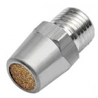 Šoba blažilnika, M12x1,25, f. Ventilatorji iz aluminija / litih litin iz aluminija [106/6]