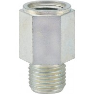 Zadrževalni adapter, G 1/8 '' ženski-M 10 x 1 moški [12 016]