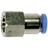 Priključek ravni »modra serija«, G 1/2 v notranjosti, Φ 8 mm [124.012-8]