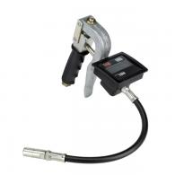 Pištola za mast G1/8'' notranji, EBZD visokotlačni priključek [18 102 950] - Z merilcem iztoka masti