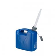 Ročka, 10L-ECO modra, PE s prilagodljivim izlivom [21 143] - Modra, HDPE, ni primerna za bencin