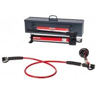Ročna črpalka, set BETEX AHP 701 vključno z jeklenim kovčkom za shranjevanje [7265501]