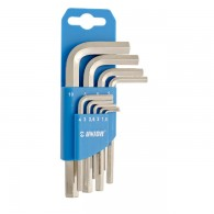 Komplet imbus ključev 1,5 - 10mm A.220 [607852]