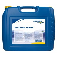 NSL AUTOGEAR POWER MP 80W-90, 20L - Olje za menjalnike in diferenciale