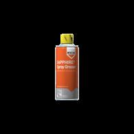 ROCOL SAPPHIRE SPRAY GREASE, 400ml - Visoko zmogljiva sintetična mast z dodatkom PTFE