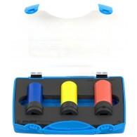 Garnitura impact ključev za AL platišča v plastični kaseti Unior Art.231/4PPB, 17-21/3 [619965]