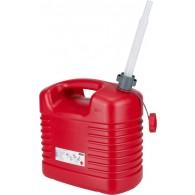 Rezervoar za gorivo - 20 l, PE - s prilagodljivim izlivom [21 137]
