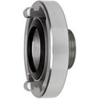 Storz spojka, aluminij, velikost Storz 52-C, KA 66 mm, G 2 AG [2403.6620]