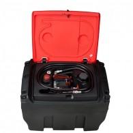 Rezervoar za gorivo mobiFITT-300 l, ZVAD-12 V-35 l / min [26 480]