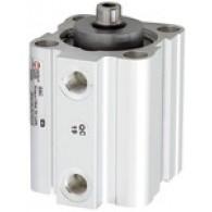 Cilinder z dvojnim delovanjem, magnet, bat FI 32, hod 5, G 1/8 [3.DM.32005] - Pnevmatski cilinder