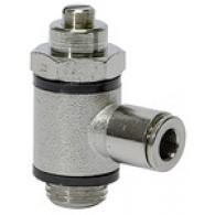 Ventil za plin, dvostranski priključek (»B«) Priključek 1/8, Schl.8 [344.018-8]