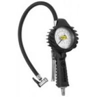 Ročni digitalni merilec tlaka pnevmatik, kalibriran, 0-12 bar [39.031]