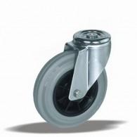 Kolo 100 GI PP GU VA, inox, pritrdilna luknja, ID 41534 - Kolo iz nerjaveče pločevine